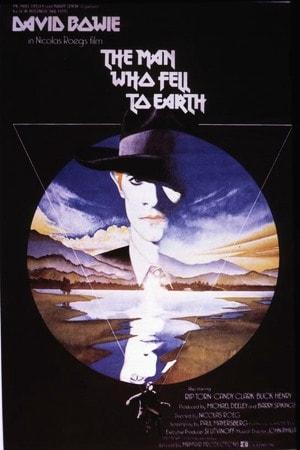 locandina di L'uomo che cadde sulla Terra