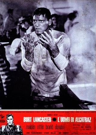 locandina di L'uomo di Alcatraz