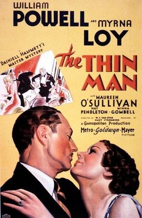 L'uomo-esile: Le avventure di una strana coppia di detective
