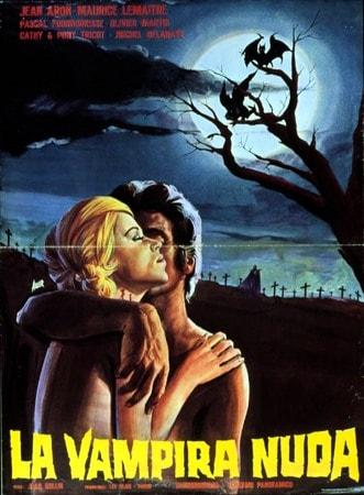 locandina di La vampira nuda