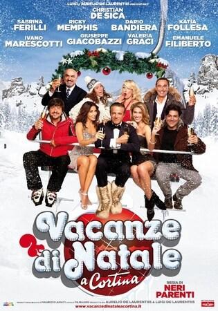 locandina di Vacanze di Natale a Cortina