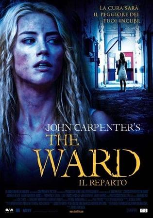 locandina di The Ward. Il reparto