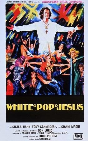 locandina di White Pop Jesus