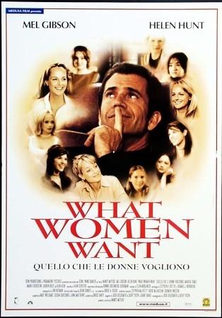 locandina di What Women Want. Quello che le donne vogliono
