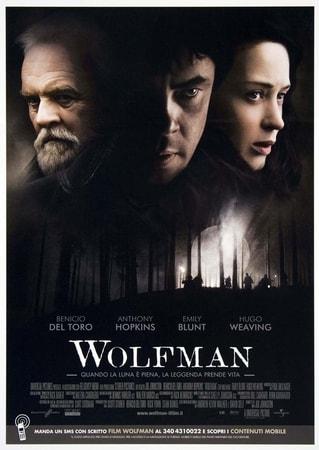 locandina di Wolfman