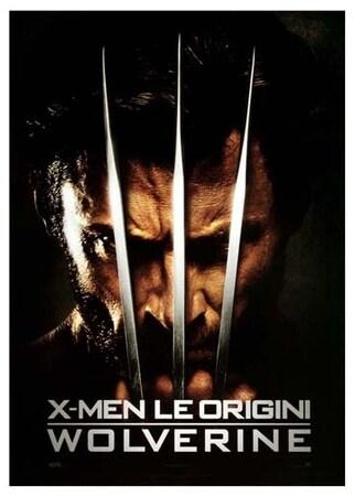 locandina di X-Men. Le origini: Wolverine