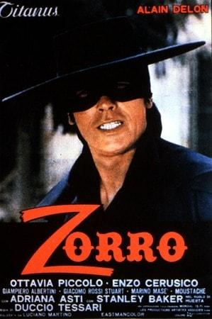 locandina di Zorro