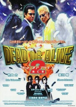 locandina di Dead or Alive 2: Birds