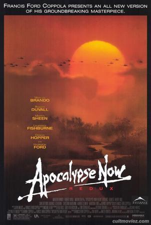 locandina di Apocalypse Now: Redux