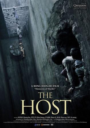 locandina di The Host