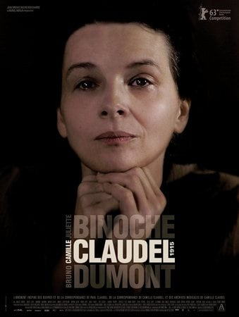locandina di Camille Claudel 1915