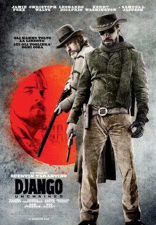 locandina di Django Unchained