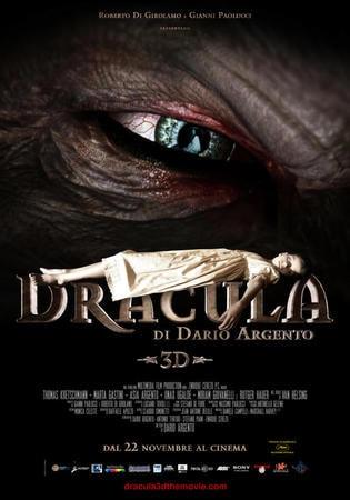 locandina di Dracula 3D