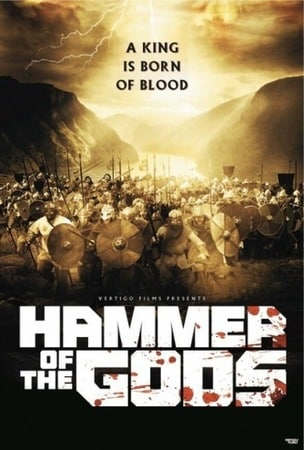 Hammer of the Gods locandina