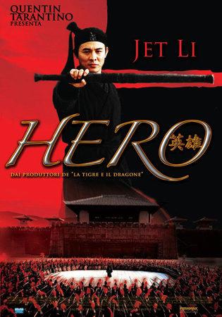 locandina di Hero