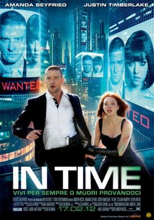 locandina di In Time