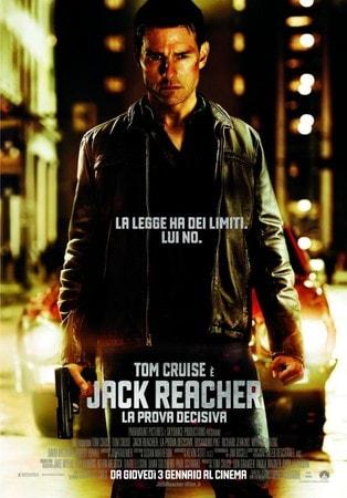 locandina di Jack Reacher: La prova decisiva