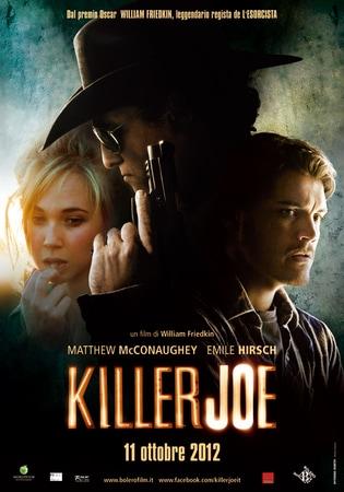 locandina di Killer Joe