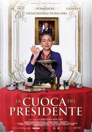 locandina di La cuoca del Presidente