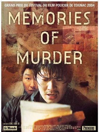 locandina di Memories of Murder