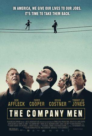 locandina di The Company Men