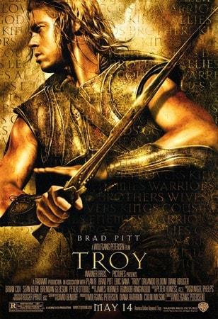 locandina di Troy