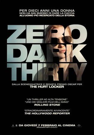 locandina di Zero Dark Thirty