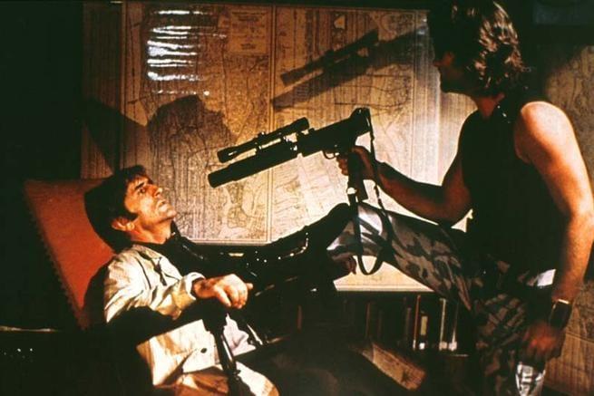 Kurt Russell, Harry Dean Stanton