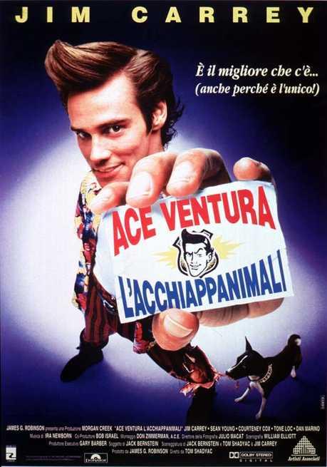 1/7 - Ace Ventura, l'acchiappanimali