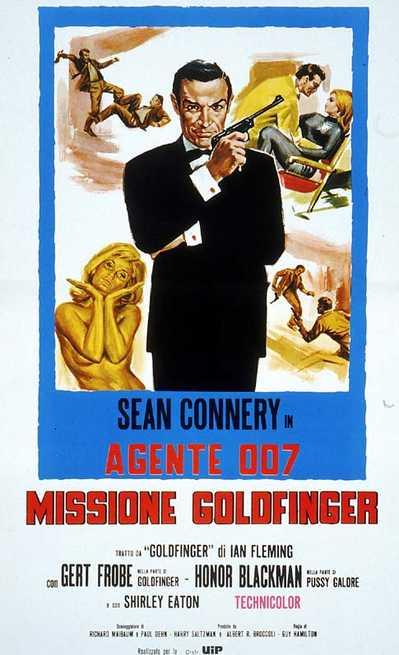2/5 - Agente 007. Missione Goldfinger