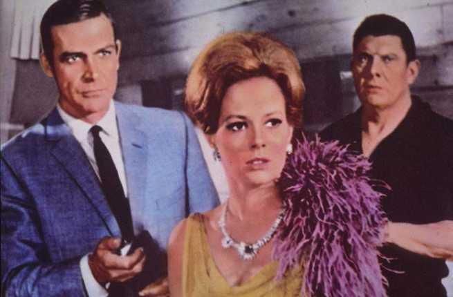 1/4 - Agente 007. Thunderball (Operazione Tuono)