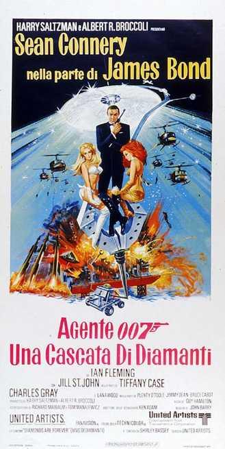 1/6 - Agente 007. Una cascata di diamanti