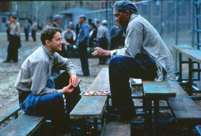 Tim Robbins, Morgan Freeman