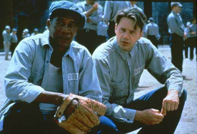 Morgan Freeman, Tim Robbins