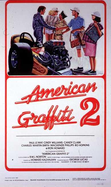 1/2 - American Graffiti 2