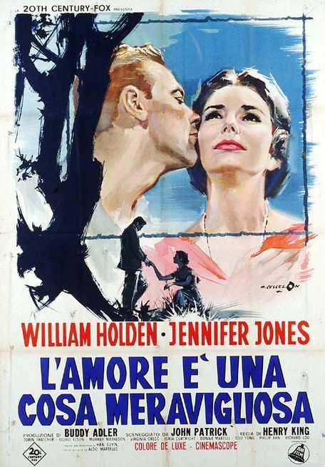 L 39 amore una cosa meravigliosa 1955 for Il tuo ex non muore mai trailer ita