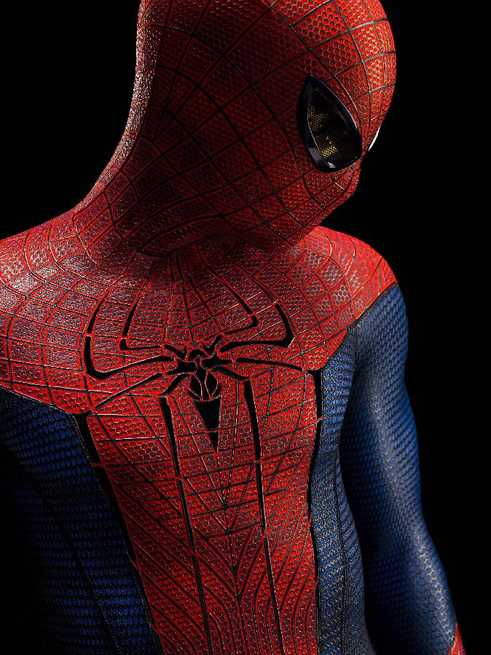 The Amazing Spider-Man: Andrew Garfield