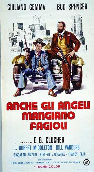 Anche gli angeli mangiano fagioli - ita streaming e download gratis