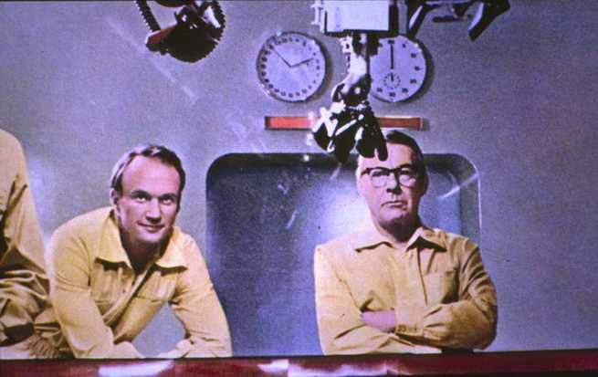 David Wayne, James Olson