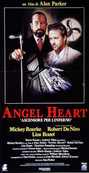 2/7 - Angel Heart. Ascensore per l'inferno