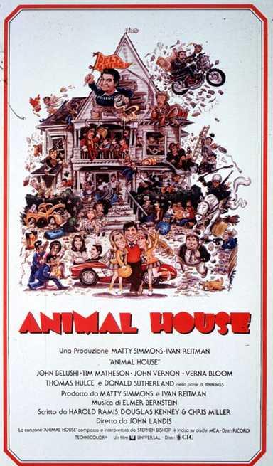 1/5 - Animal House