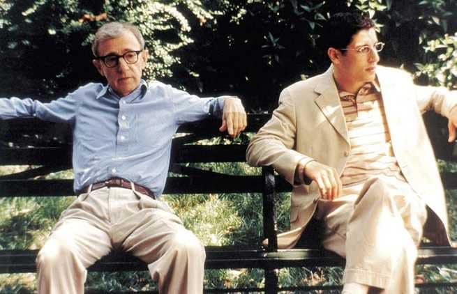 Woody Allen, Jason Biggs