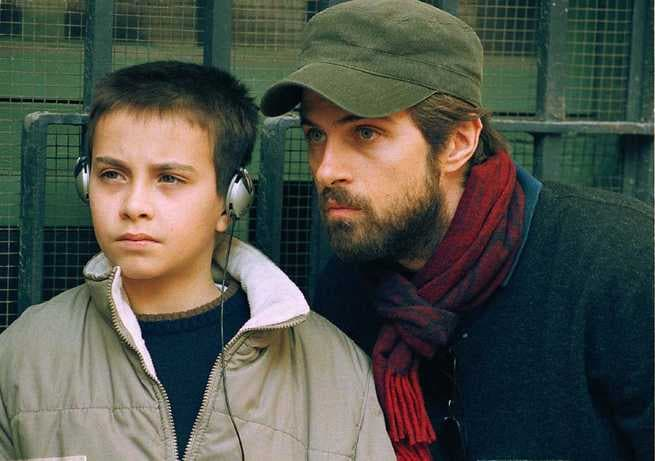 Alessandro Morace, Kim Rossi Stuart