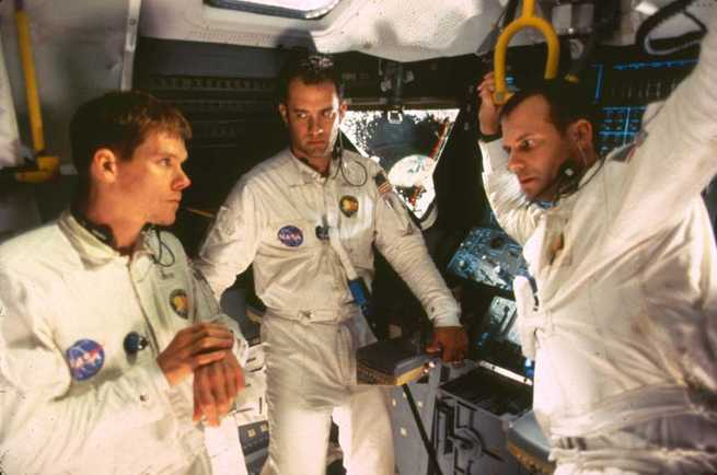 Kevin Bacon, Tom Hanks, Bill Paxton