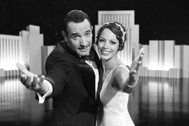 Jean Dujardin, B?r?nice Bejo
