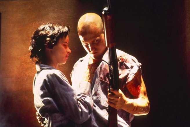 Juliette Lewis, Woody Harrelson