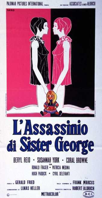 Risultati immagini per L'Assassinio di Sister George