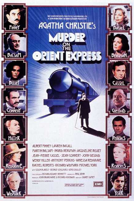 1/4 - Assassinio sull'Orient Express