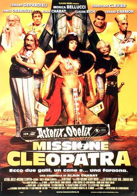 2/7 - Asterix & Obelix. Missione Cleopatra