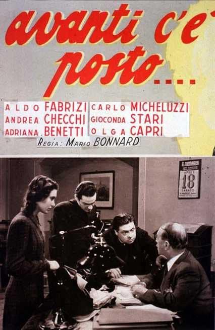 Avanti C Posto.Avanti C E Posto 1942 Filmtv It